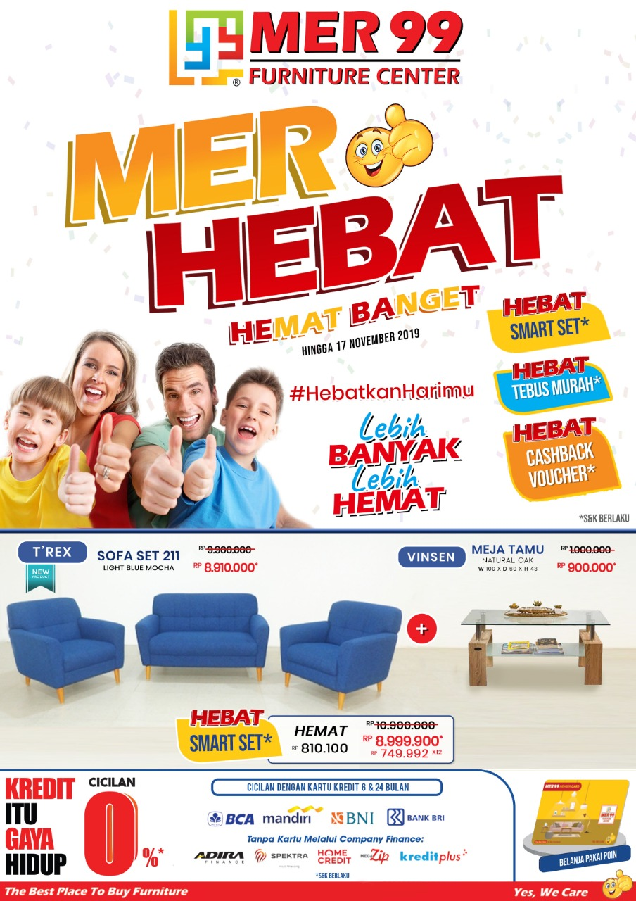MER 99 EXPO MEGAMALL (UNTIL 12 SEPTEMBER 2019)
